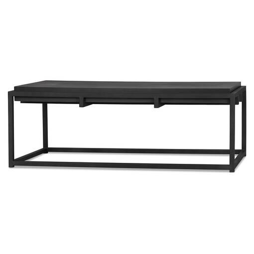 Table basse Crete -Ida noir