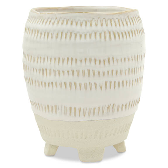 Rylee Planter Small Ivory