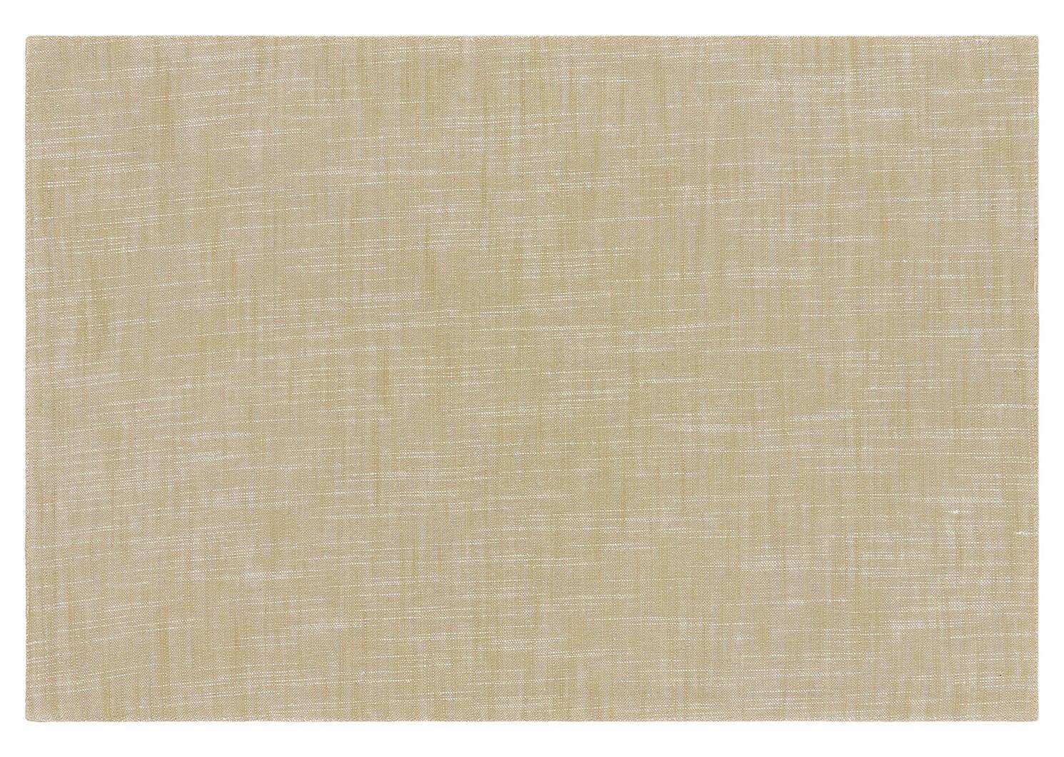 Beaumaris Stripe Placemat Sand/Natura