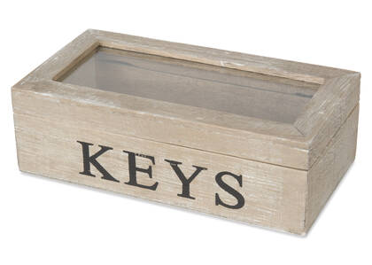 Vintage Key Box
