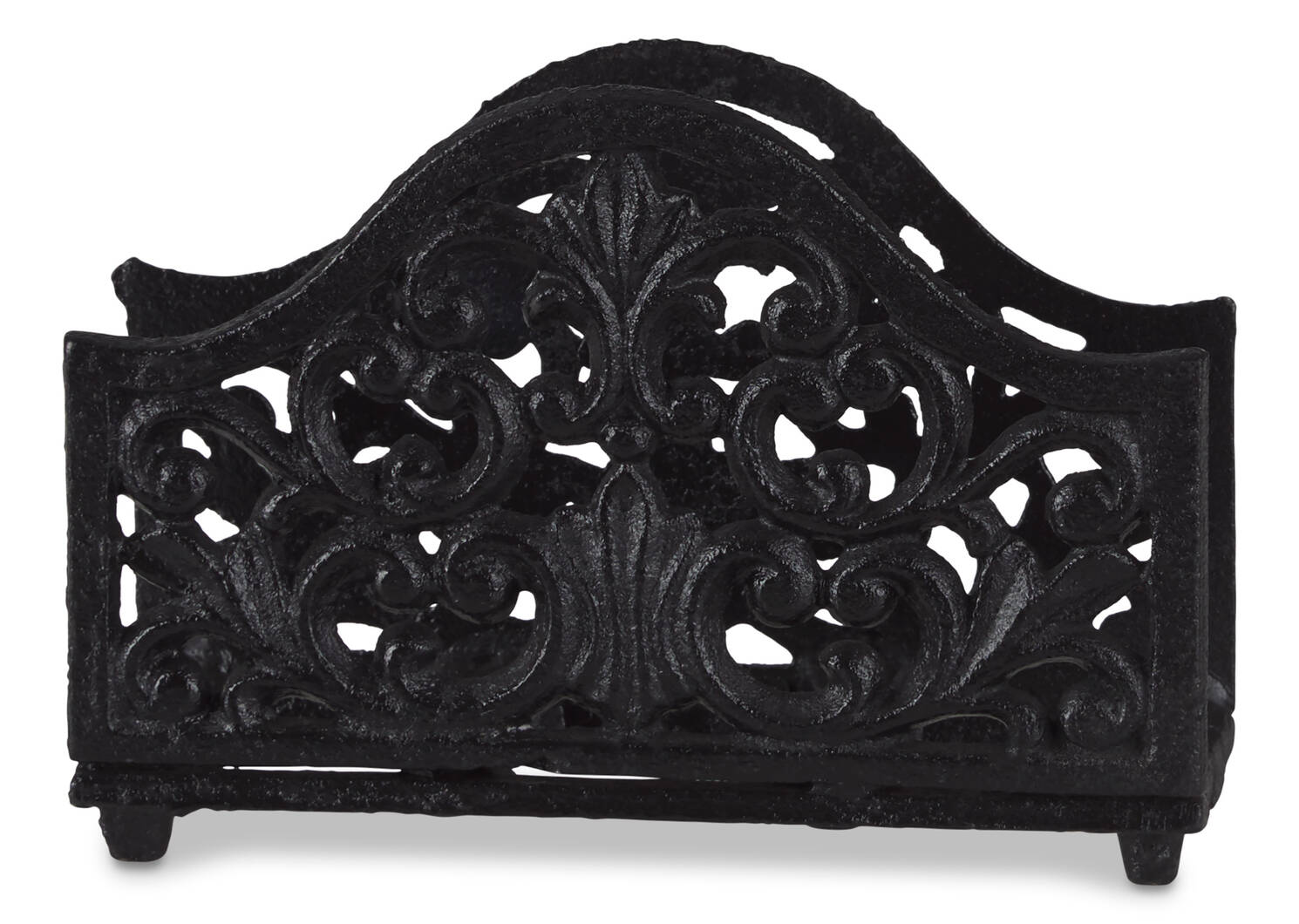 Olivia Napkin Holder Black
