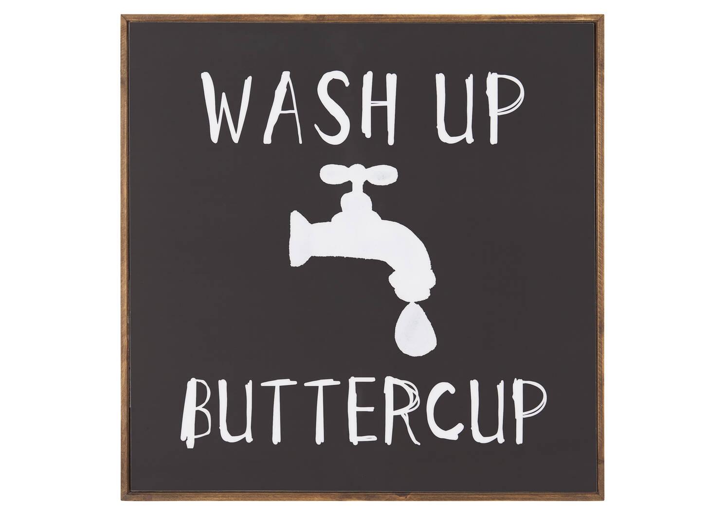 Déco murale Wash Up
