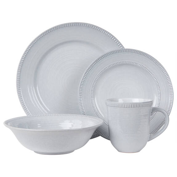 Tanis 16 pc Dish Set