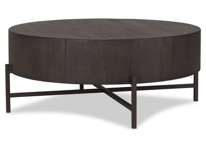 Table basse Atwell -Lowry cendré