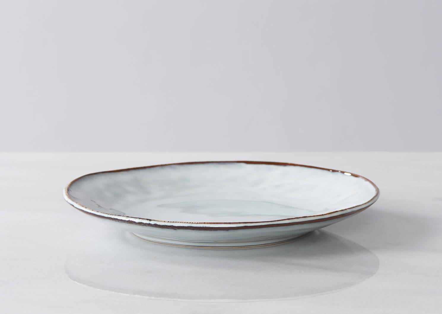 Alesund 16pc Dish Set Light Blue