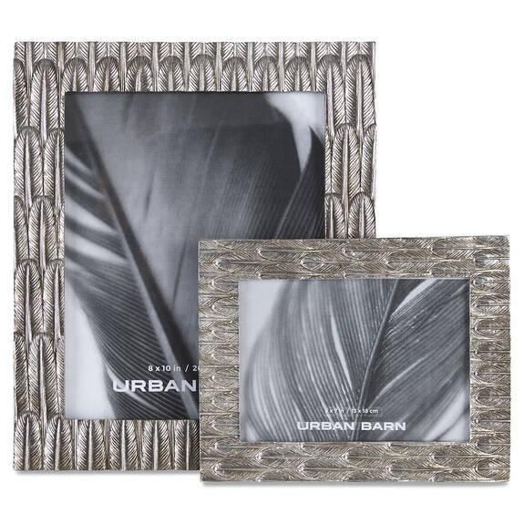 Michah Frames -Silver