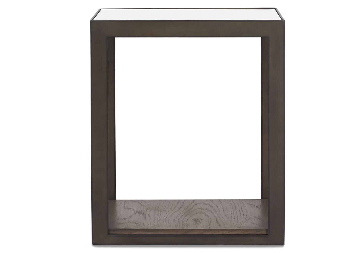 Haden Side Table -Madri Sand