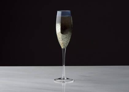 Rhapsody Champagne Flute Blue/Haze