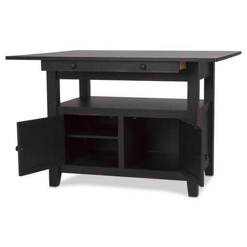 Cantina Ext Counter Table -Prairie Black