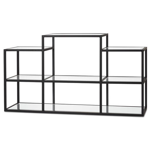 Brady Console Table -Black