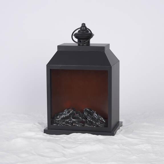 Oberyn Fireplace Lantern