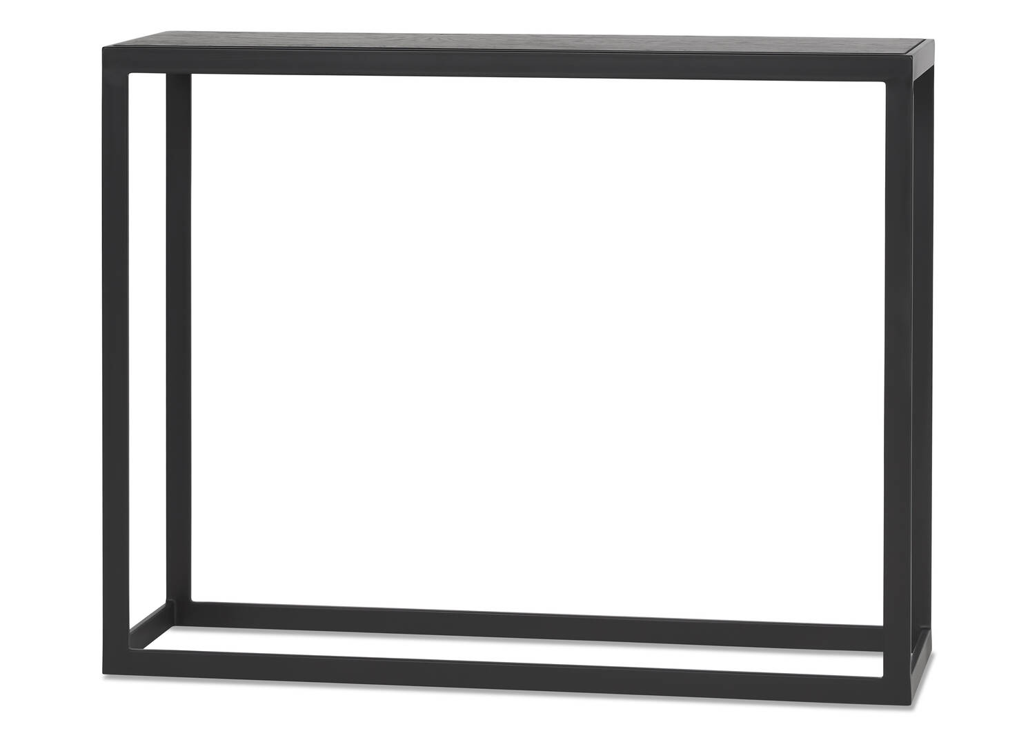 Madera Console Table -Carbon