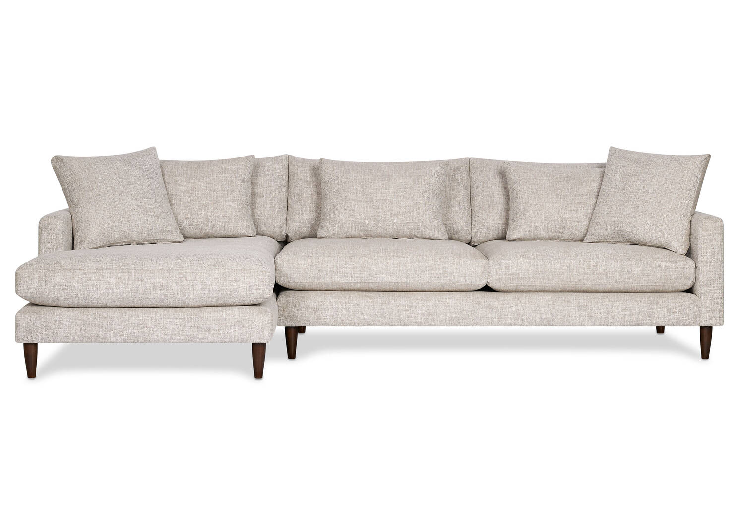 Nixon Sofa Chaise -Giovanna Moondus, LCF