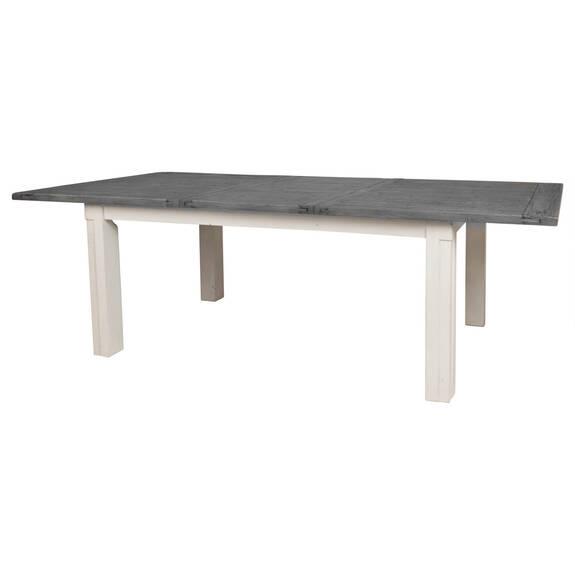 Cape Breton Ext Dining Table -Bark Onyx