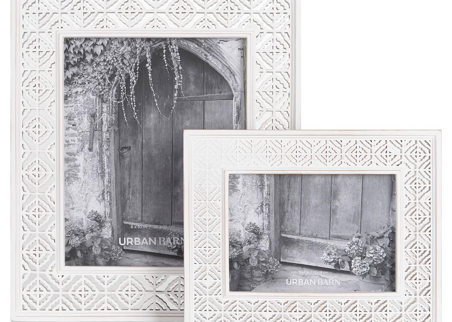 Raelynn Frame 5x7 White