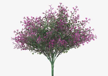 Mikayla Lavender Boxwood Stem