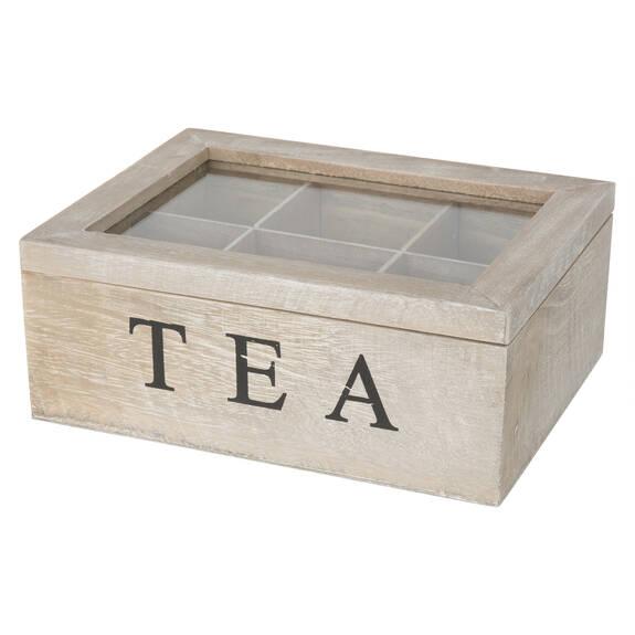 Vintage Tea Box