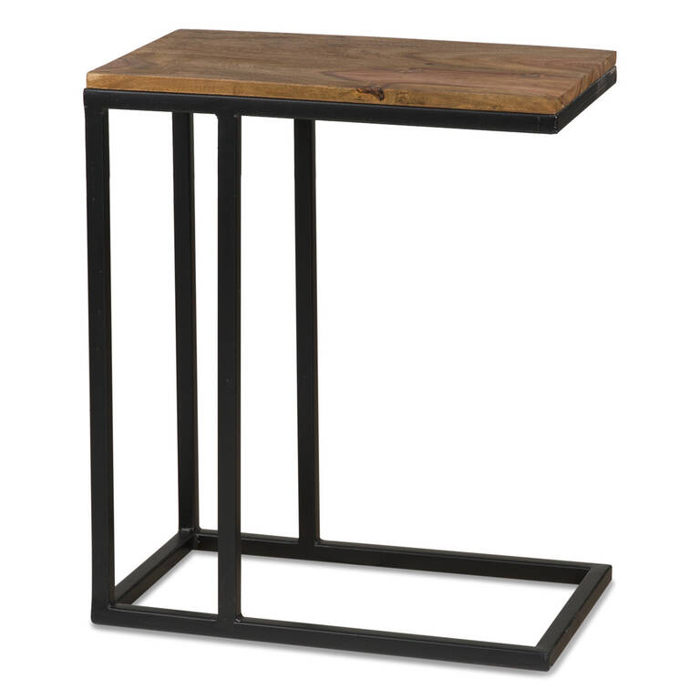 Crosby Tuck Side Table -Sheesham