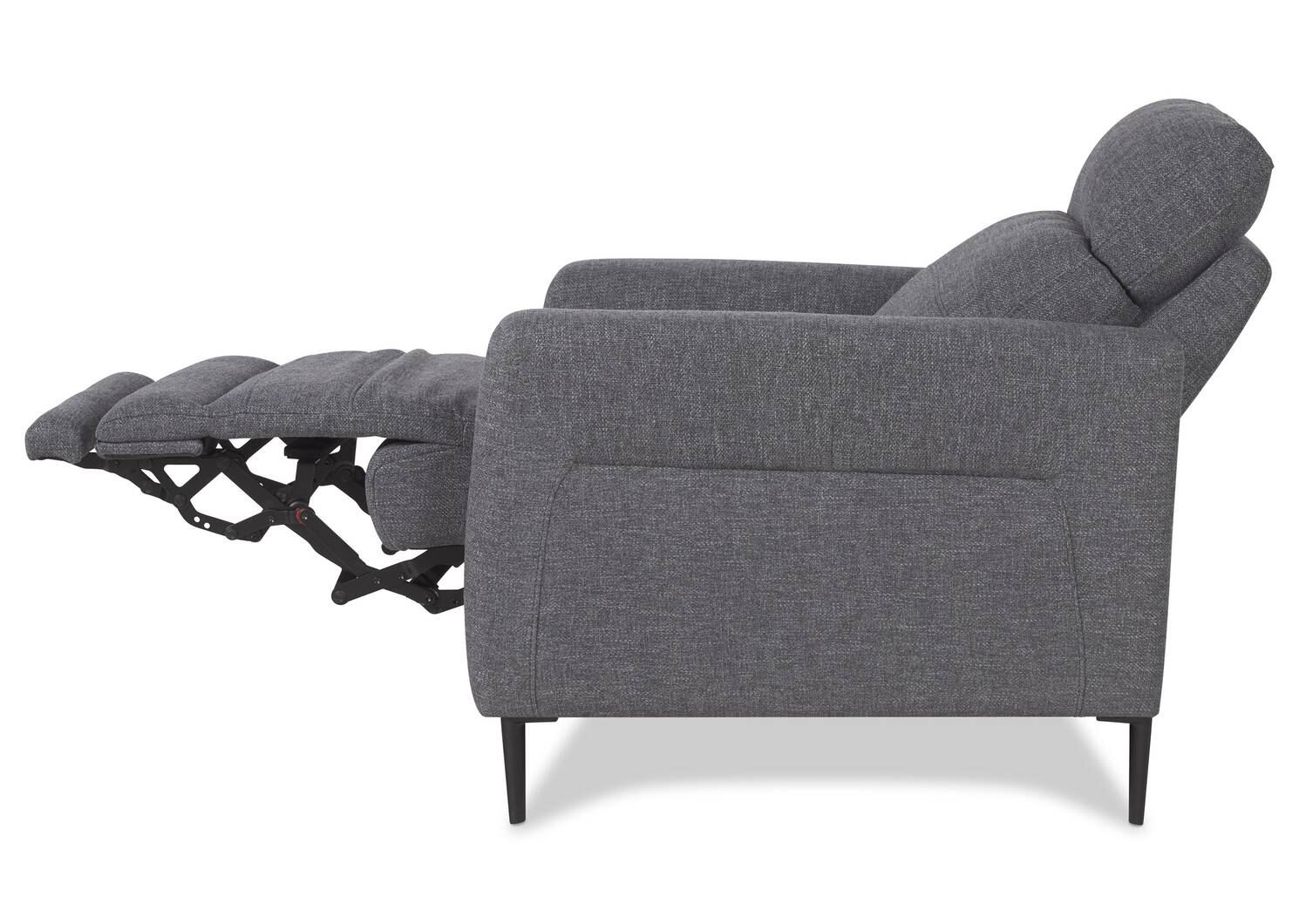 Fauteuil inclinable Pearson -Elron fumée
