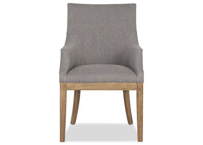 Decatur Host Chair -Nantucket Grey
