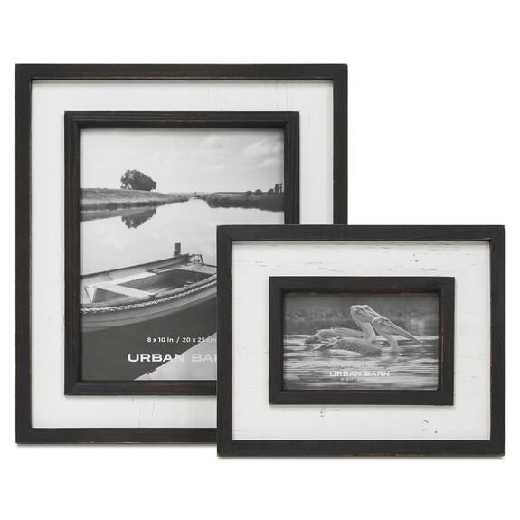Ashworth Frames - Black/White
