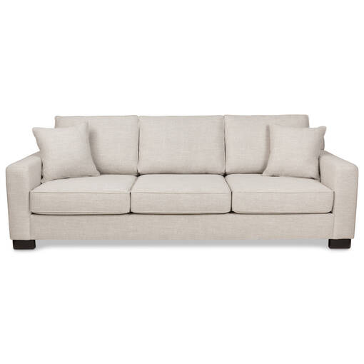 FM Manhattan Sofa -Campbell Stone