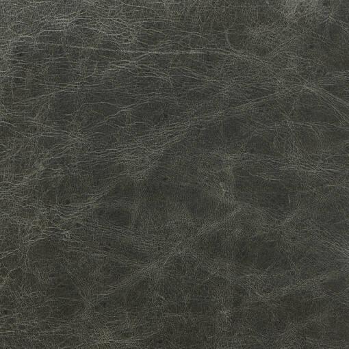 Causeuse en cuir Savoy -Jasper graphite
