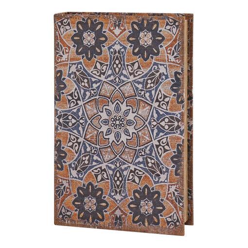 Sana Book Box Medium Umber/Celestial