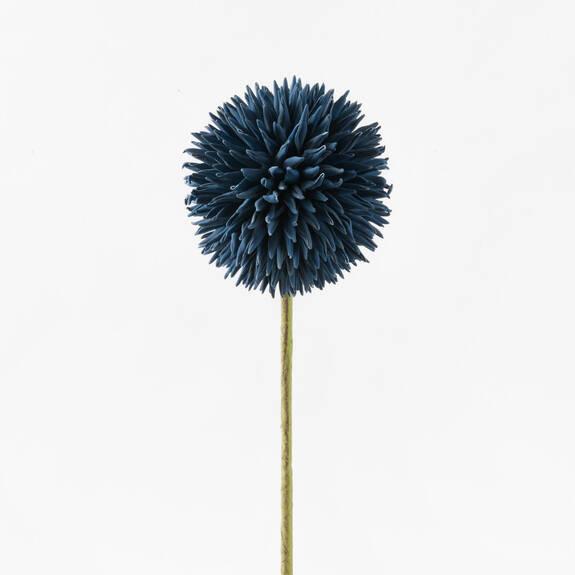 Katniss Allium Stem Jet Blue