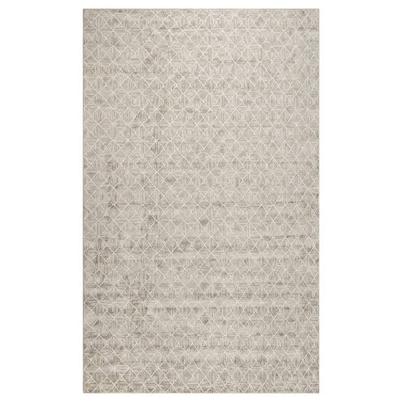 Sapphos Rug - Light Grey/Ivory