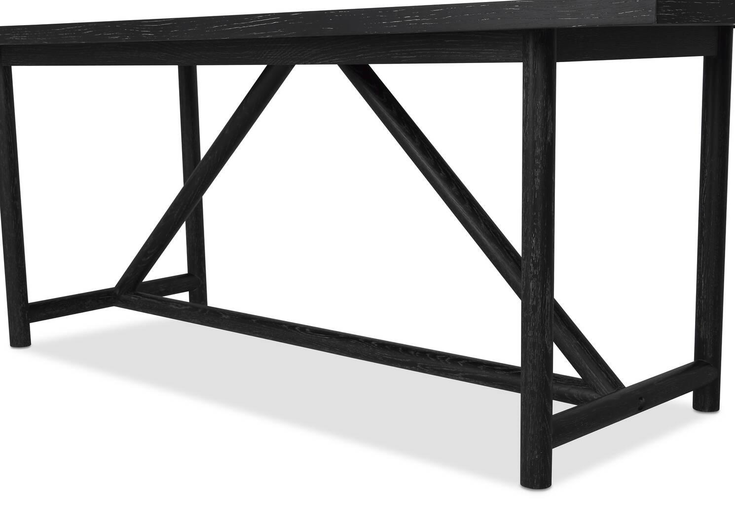 Alexi Dining Table -Acadia Coal