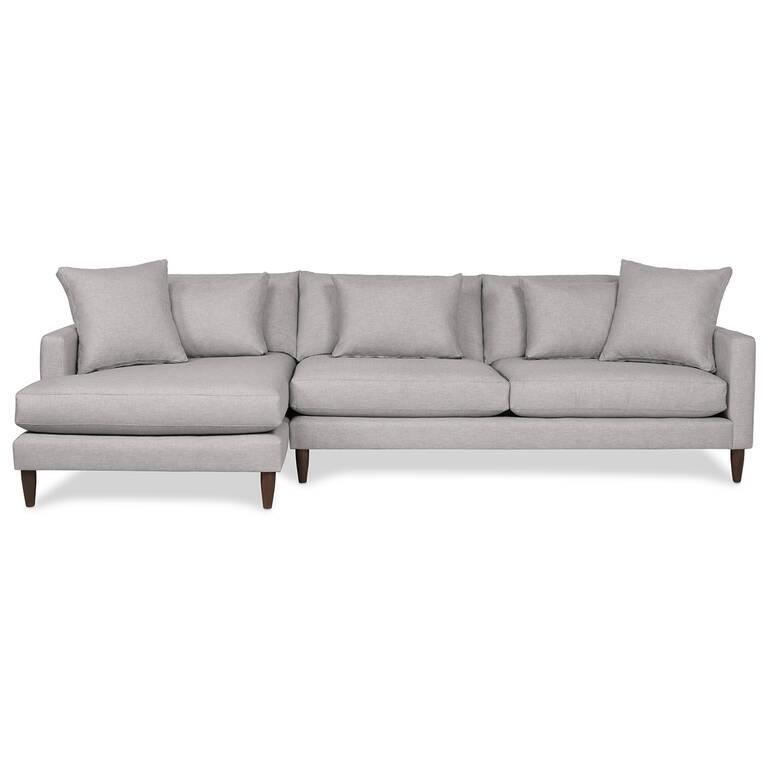 Images Nixon Custom Sofa Chaise