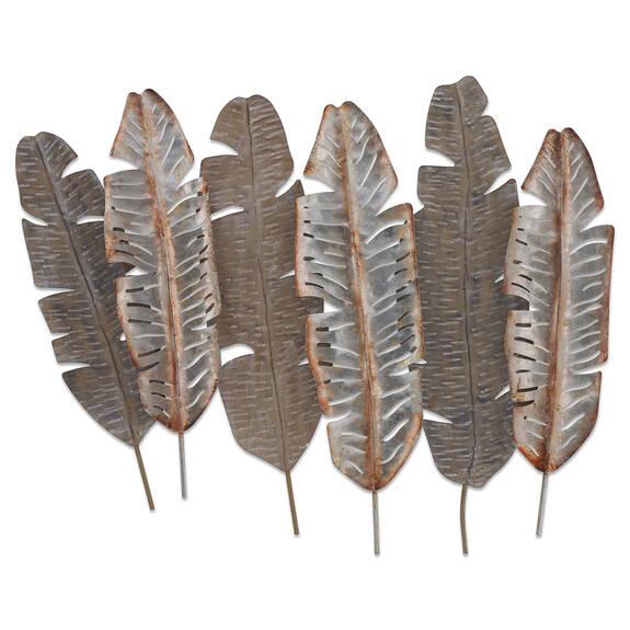 Skye Feathers Wall Decor