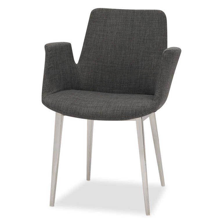 Lynd Dining Chair -Charcoal