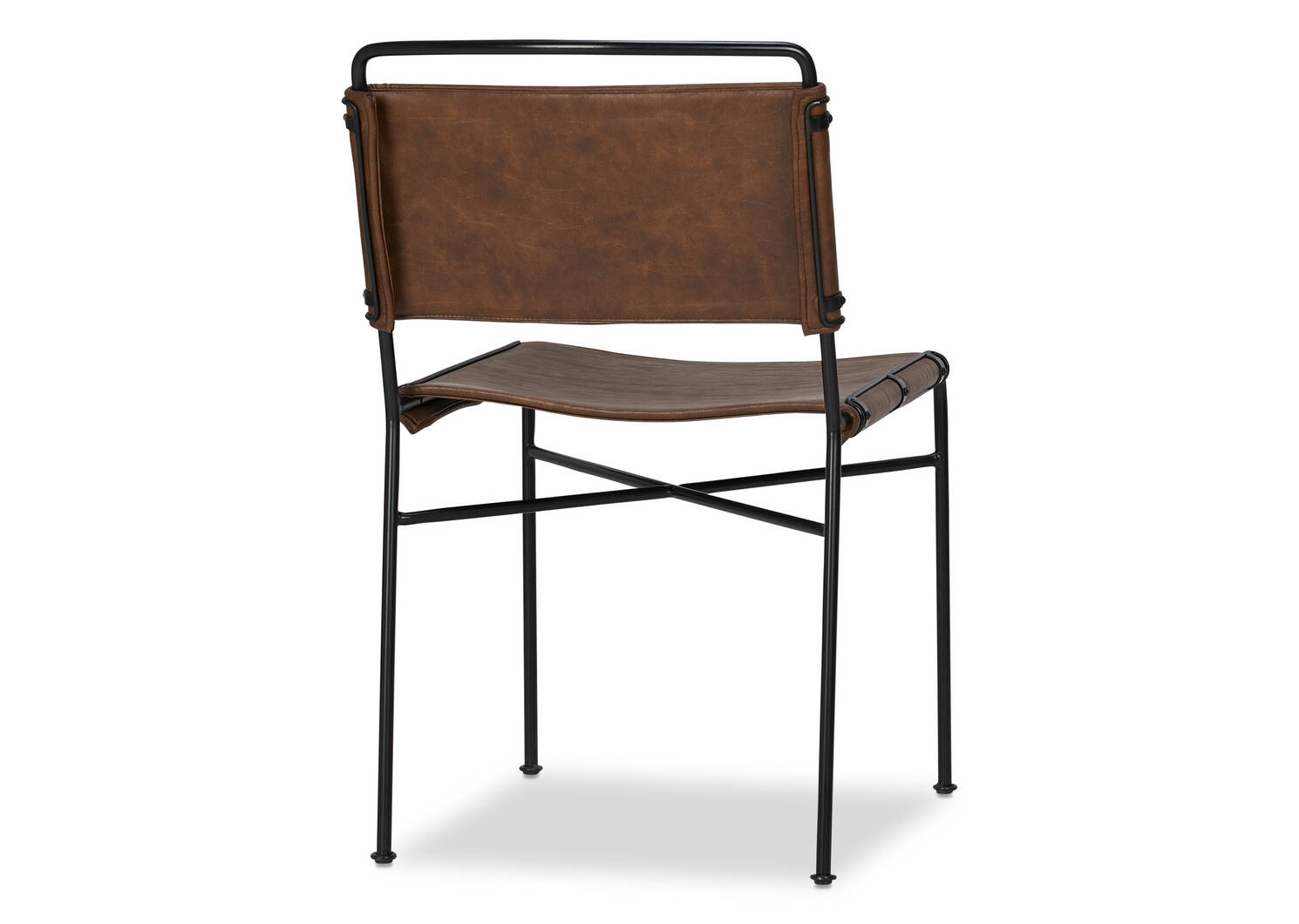 Chaise Emmory -Como brun