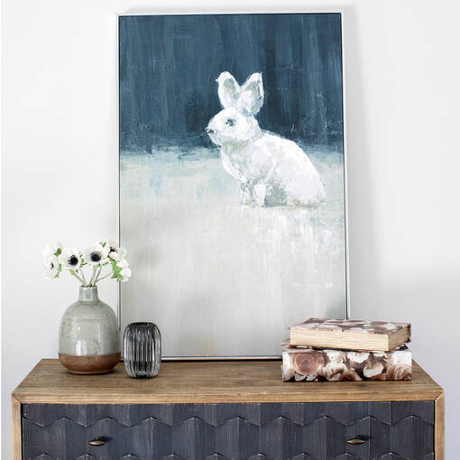 Lone Hare Wall Art