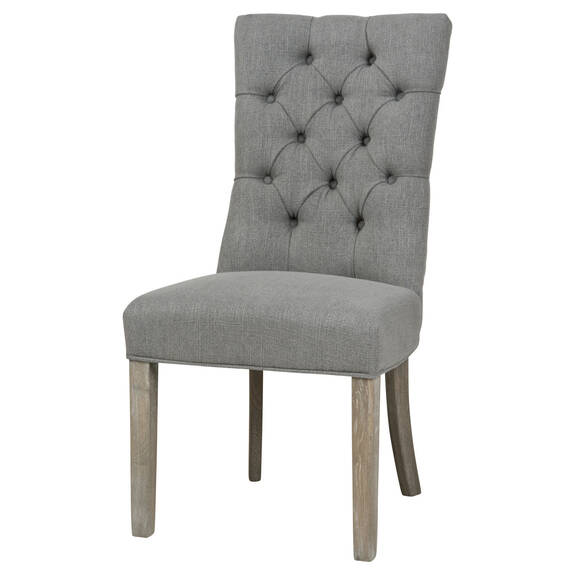 Chaise Oakwood -Nantucket gris