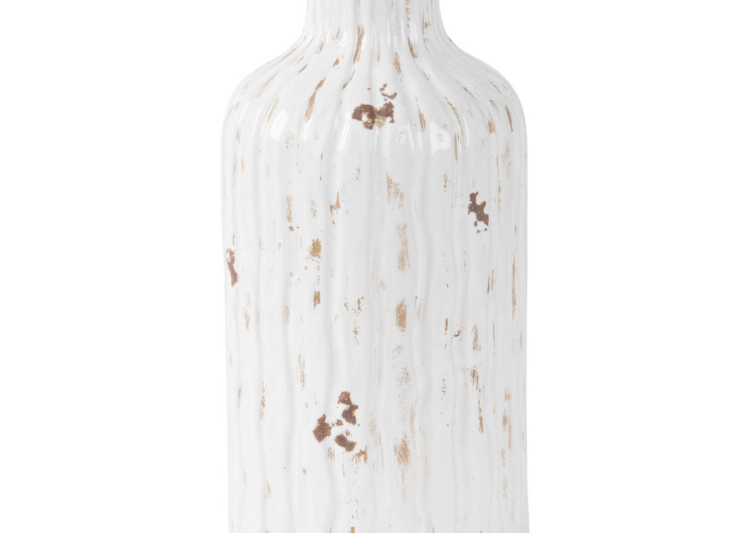 Maliah Vases - Antique White