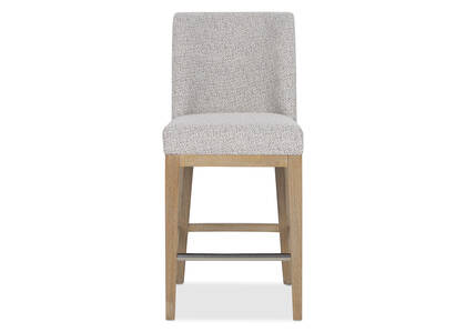 Tabouret Ryan -Halo cailloux