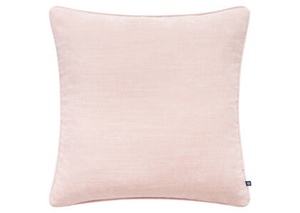Coussin Bailey 20x20 sel rose