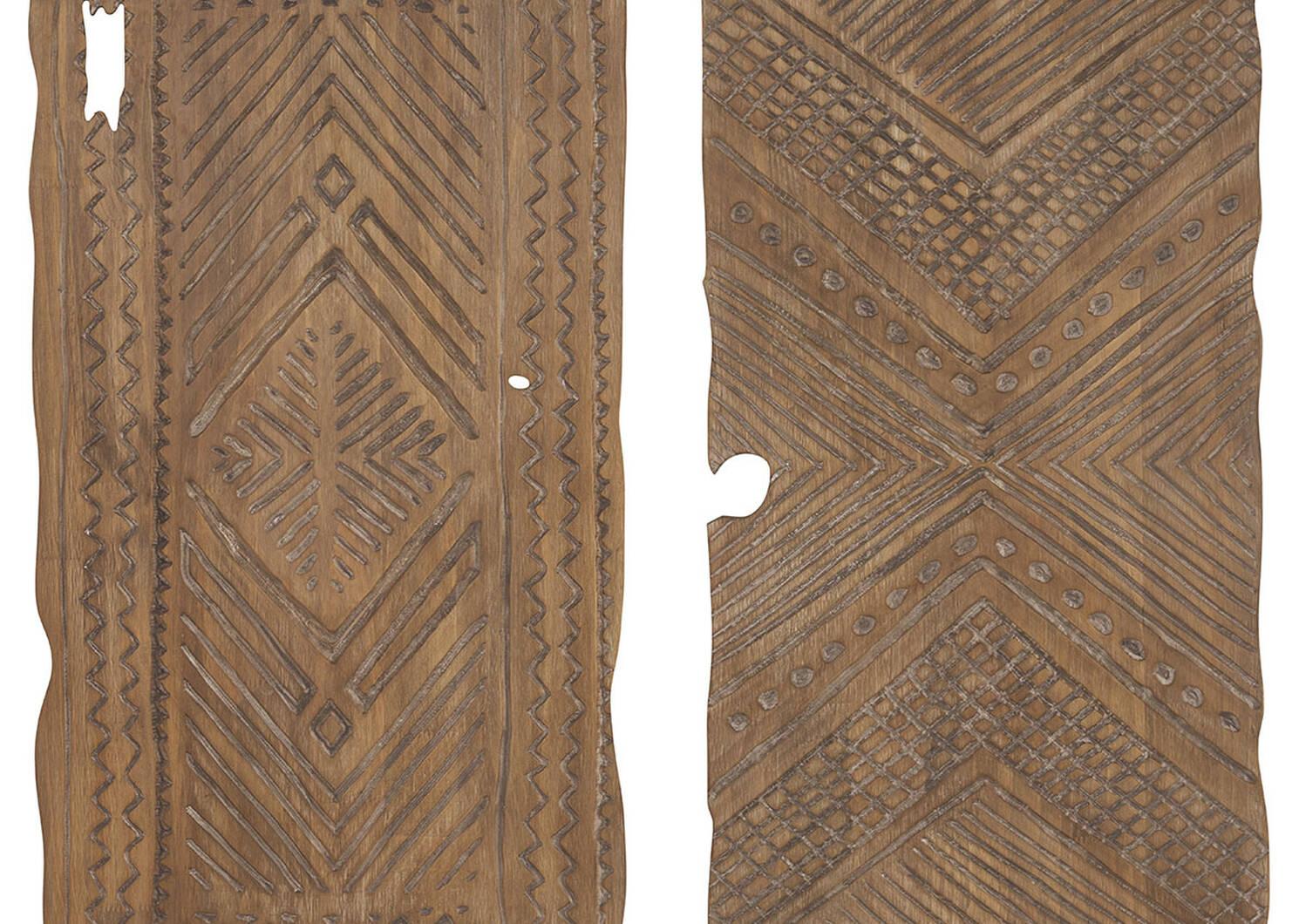 Diya Wall Panel Natural