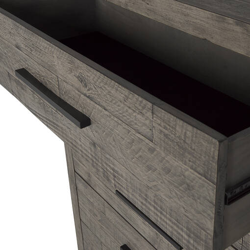 Commode 5 tiroirs Woodland-Stanton cend.