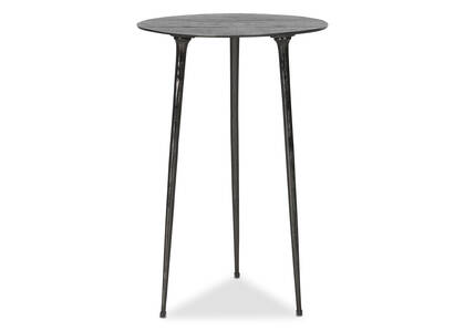 "Whitman Accent Table 15"" -Noir"