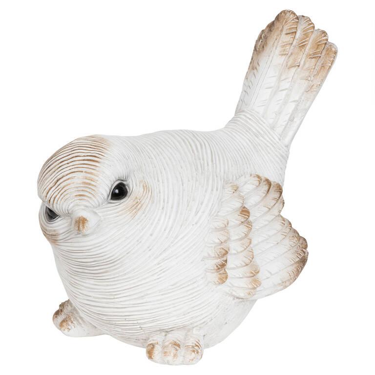 Statuette oiseau tête baissée Getty