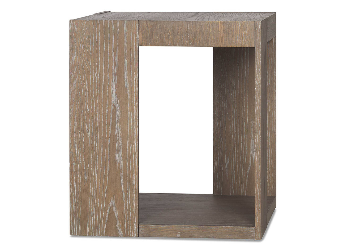 Quattro Side Table -Arie Adobe