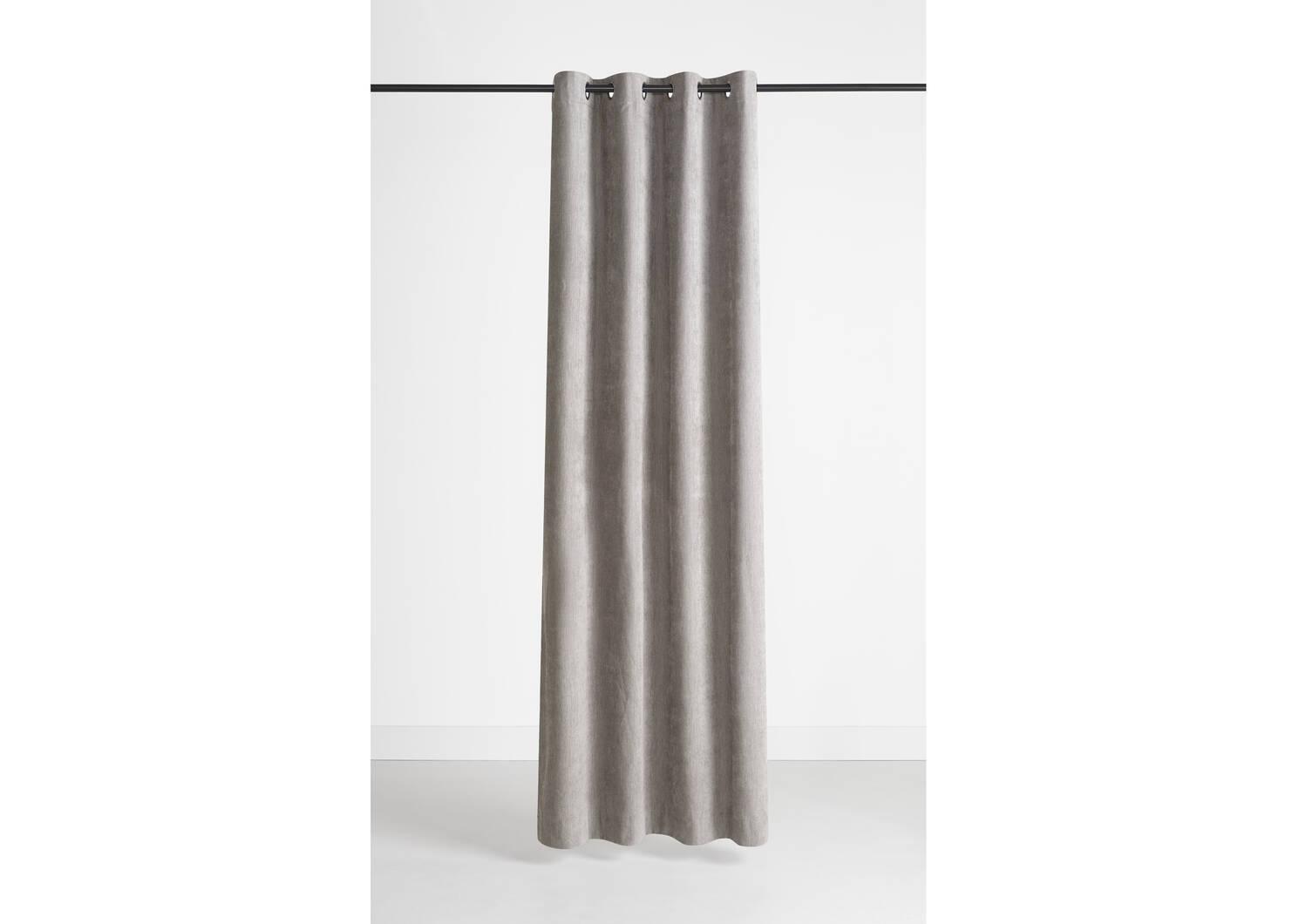 Marceline Panel 96 Silver Grey