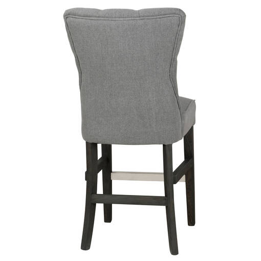 Oakridge Counter Stool -Nantucket Grey
