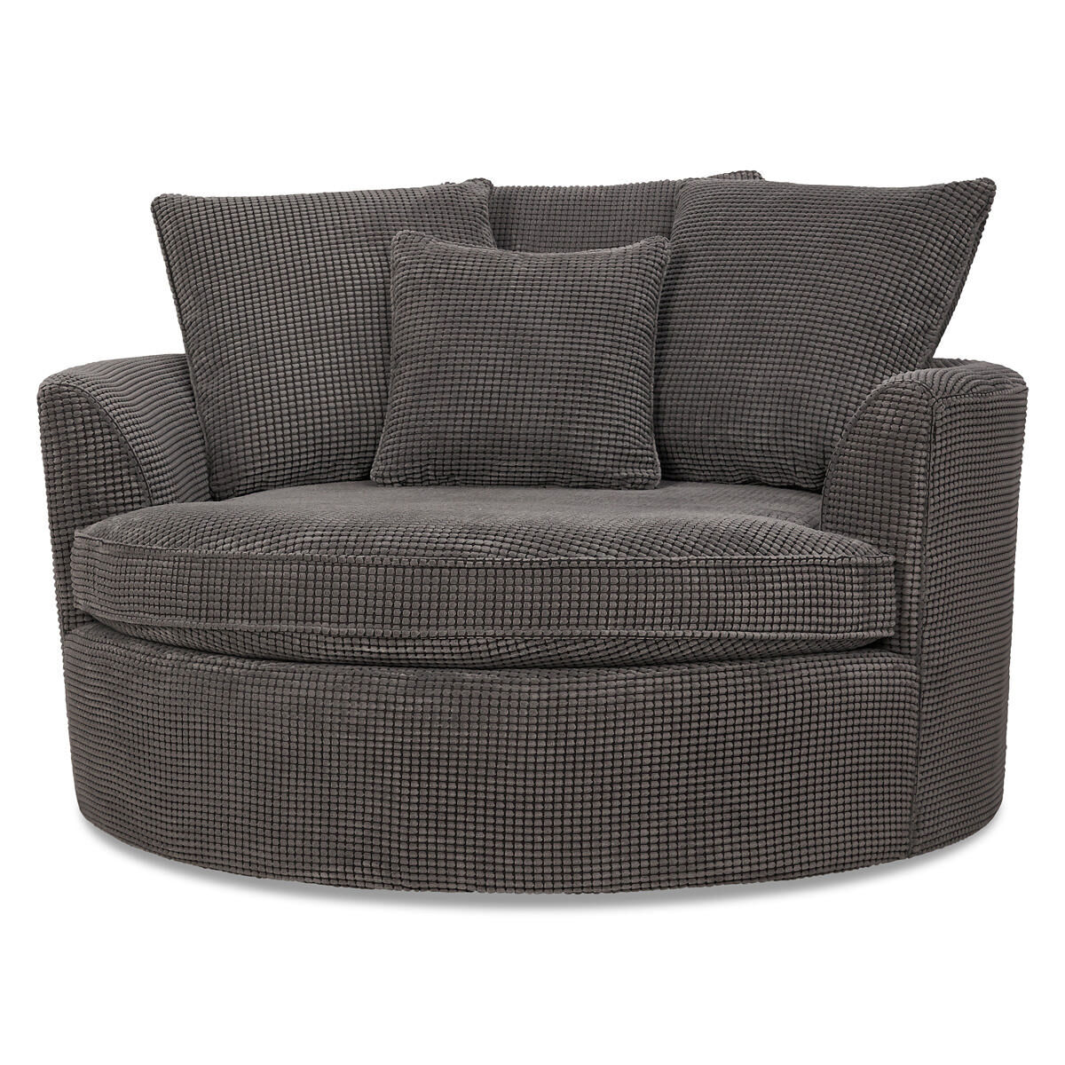 132745-full.jpg?swu003d1250u0026shu003d1250u0026smu003dfitu0026qu003d70  sc 1 st  Urban Barn & Nest Chair -Bumps Charcoal