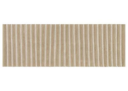 Odesa Stripe Runner 30x84 Sand/Ivory