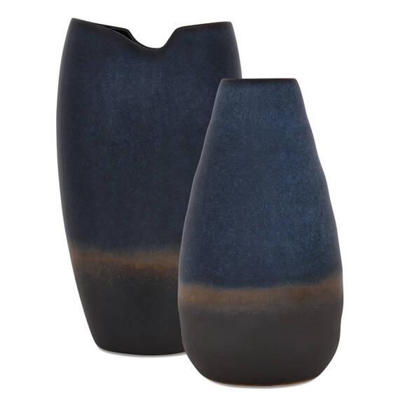 Varro Vases - Midnight